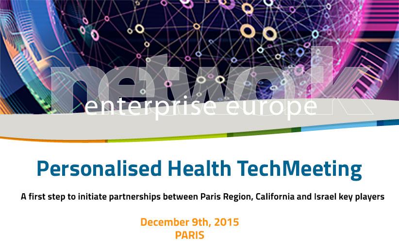 Personalised Health Tech Meeting