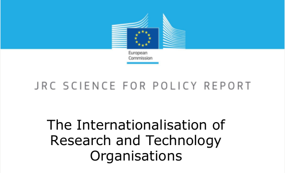 LEITAT supporting JRC's new Policy Brief on the Internationalisation of RTO's through EARTO