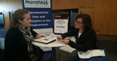 Discover NANOFASE during Connect-EU Event in Barcelona