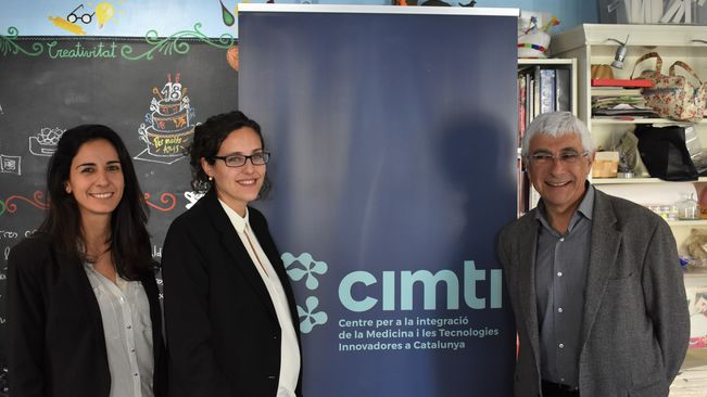 CIMTI selects four innovative projects and promotes their development and commercialisation