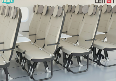 Leitat Develops a New Aircraft Seat: Lightweight, Cost effective, Healthy and Recyclable
