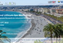Register! 2 Octobre 2018: Beyond Lithium-Ion Workshop in Nice (France)