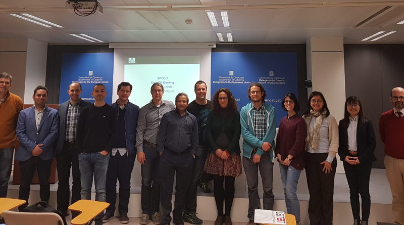 Kickoff meeting of APOLO project: taking off for nextgen PSC