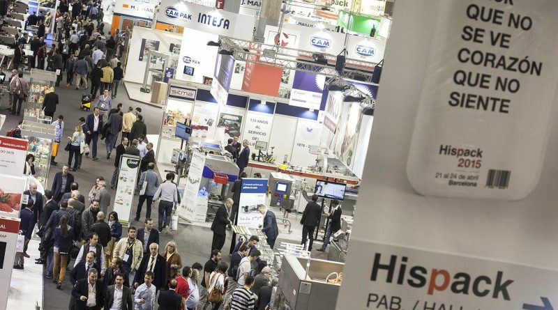 Meet us at Hispack 2018: Barcelona Institute of Packaging Showing Capacities