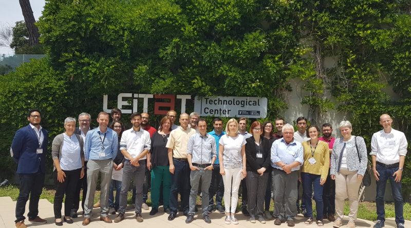 First consortium meeting of Genesis Project in Terrassa