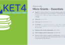 KET4CP Project: Call for Micro Grants Proposals Officially Launched!