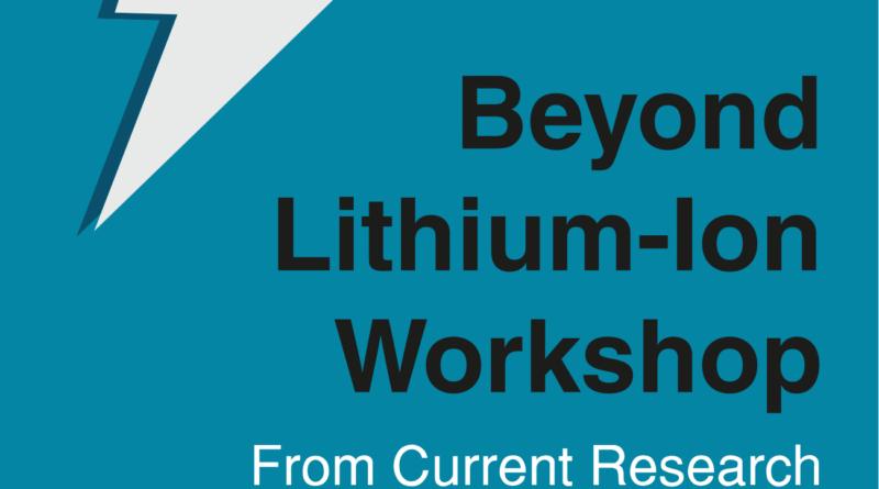 Beyond Lithium-Ion Workshop in Nice, October 2nd, 2018