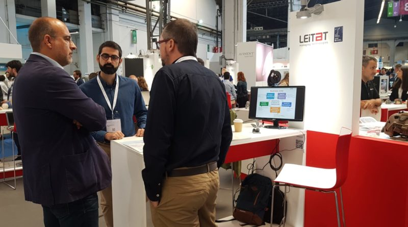 Leitat promotes the LLAVORD 3D community in IN(3D)USTRY to promote AM in Catalonia