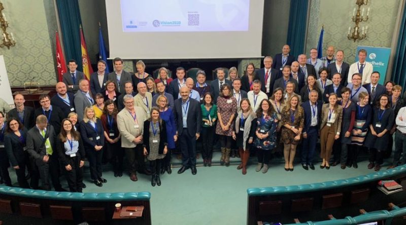Vision2020 RTO Members' Event in Madrid
