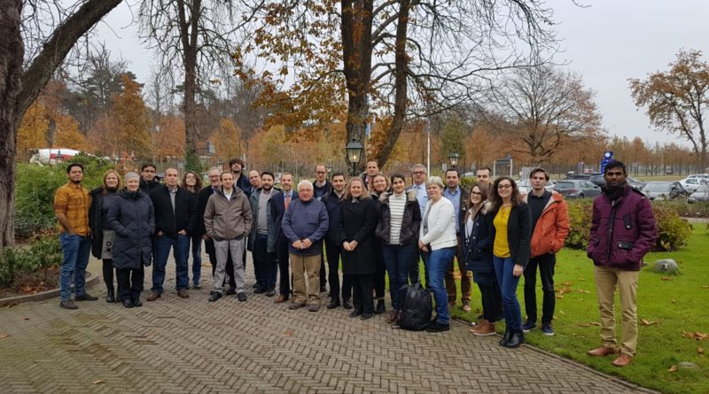 Genesis project meeting: first promising results on IPOSS and MOF membranes
