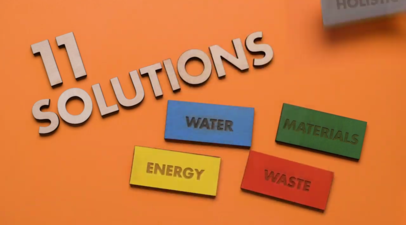 HOUSEFUL video: New systems to reuse and recycle in our houses