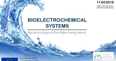 Bioelectrochemical Systems: Key Technologies in the Water-Energy Nexus