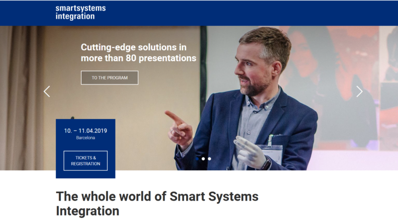 Presenting Connected Harbors at Smart Systems Integration