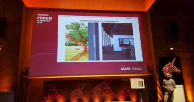 SUNDANCING at 2019 ACCIÓ Fòrum d'Inversió: Smart Dynamic Windows