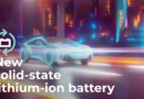 A New Lithium Battery to Boost e-mobility in Europe