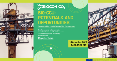 First ever BIOCON-CO2 webinar