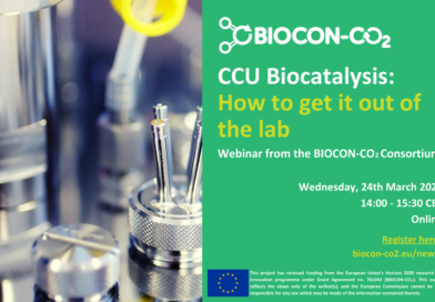 SECOND BIOCON-CO2 WEBINAR IN THE SERIES
